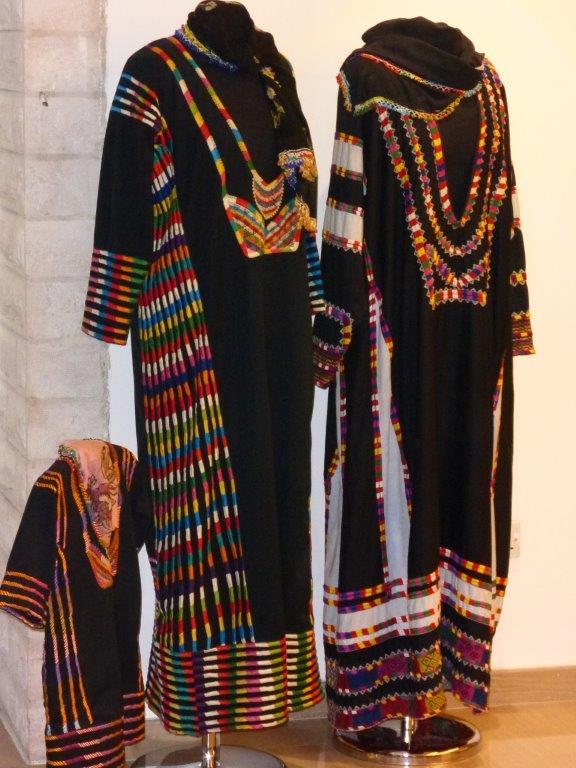 im TIRAZ Widad Kawar Museum, Foto: © Barbara Schumacher