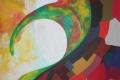 Rifki Gemälde 2 © Barbara Schumacher