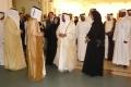 Emir mit VIPs im Museum Foto: © Barbara Schumacher