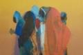 15. Gemälde Frauen © Barbara Schumacher