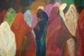 18. Gemälde Frauen © Barbara Schumacher