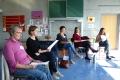 Gesangsklasse, 4. Orientalische Musik-Sommerakademie, Foto: Ulrike Askari