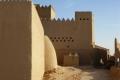 Diriyah Palast und Moschee © Barbara Schumacher