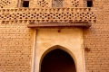 Erbil Adobe-Architektur Detail © Barbara Schumacher
