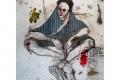Zena Assi Gemälde 3, Foto © Art Sawa