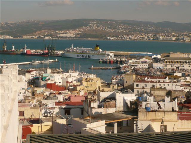 Morbide Magie in der Medina von Tanger