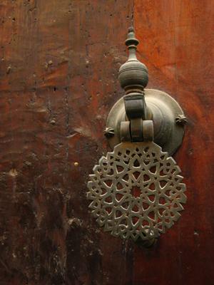 marokkanische Tür