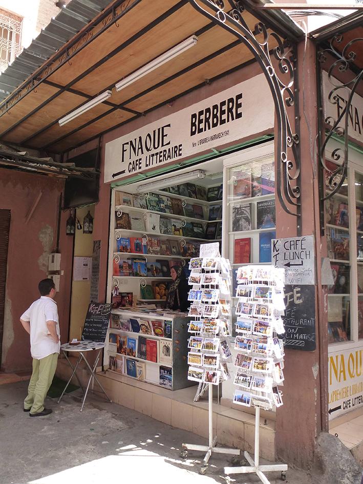 Die marokkanische Literaturszene im Wandel der Zeiten