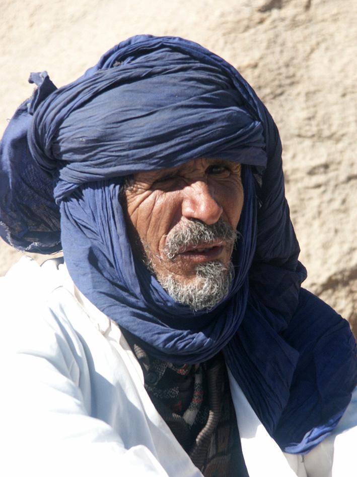 Tuareg, Foto: Garrondo