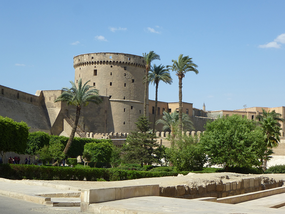 Zitadelle von Kairo, Foto: Ulrike Askari
