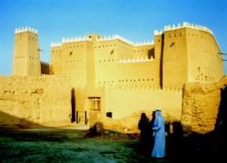Diriyah Saad Bin Saud Palast © Barbara Schumacher