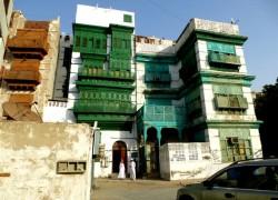 Jeddah Altstadt Haus © Barbara Schumacher