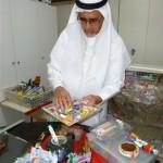 Dr. Sami Al Marzoogi, Foto: © Barbara Schumacher