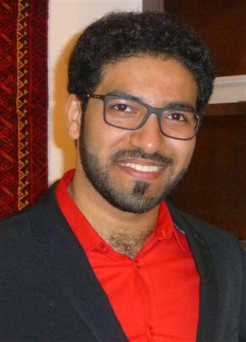 Hussein Al Ismail Foto: © Barbara Schumacher