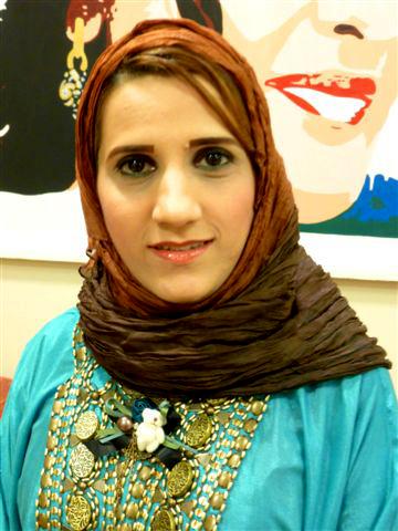 Lubna Bahidarah Foto: © Barbara Schumacher