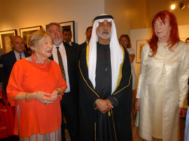 Abu Dhabi Kunst Festival 2015