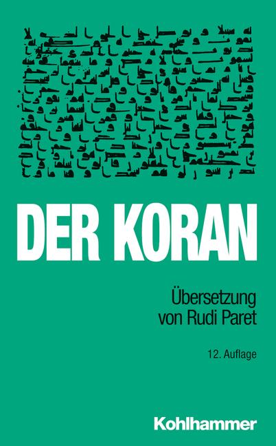 Der Koran, Übersetzung von Rudi Paret