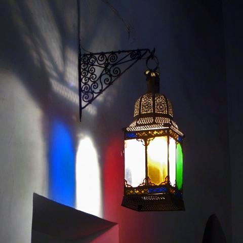 Lampe Foto: Ulrike Askari