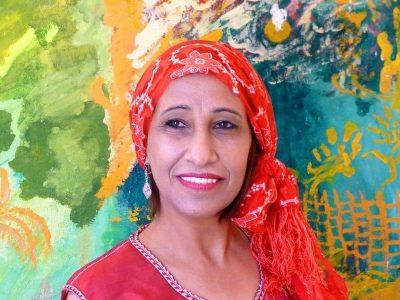 Bahija Abdouelali, Foto: © Barbara Schumacher